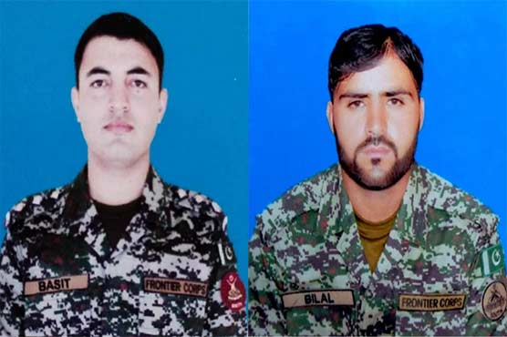 Army officer, soldier martyred during operation in Kurram