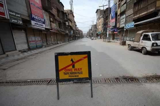 Smart lockdowns to be enforced as Peshawar sees uptick in Covid-19 positivity rate