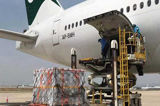 PIA airlifts another two million doses of Sinovac vaccine from China to Pakistan