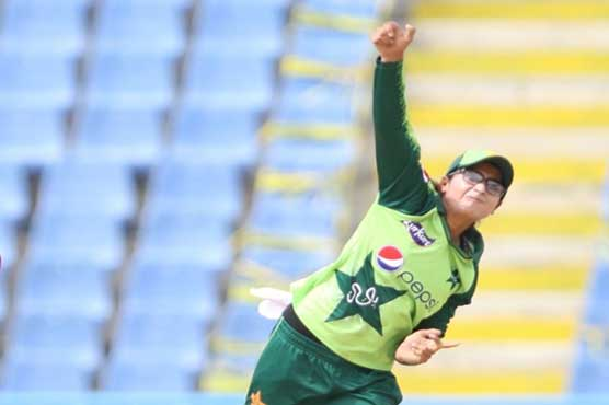 Pakistan's Rameen rules out of next game against West Indies