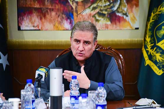 FM Qureshi reaffirms Pakistan's commitment to cooperative multilateralism
