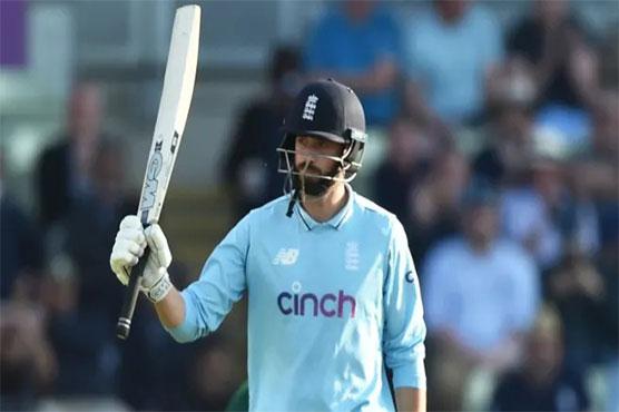 Vince hits maiden ODI ton as England sweep Pakistan series
