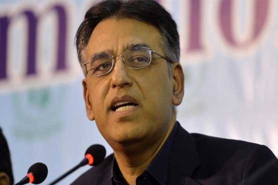 Over 500,000 people vaccinated in single day: Asad Umar