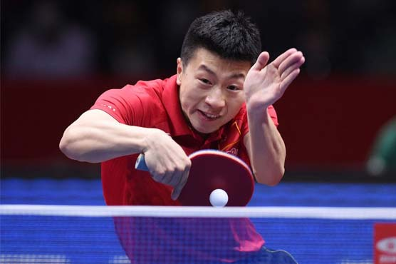 China table tennis boss says Olympic Covid rules 'extremely difficult'