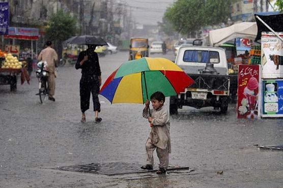 Heavy rain to continue till Friday: PMD spokesman