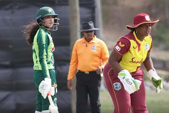 Sidra Amin's unbeaten 108 seals series win for Pakistan Women A