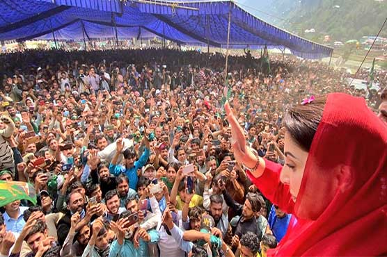 Imran Khan will be remembered as puppet PM: Maryam Nawaz