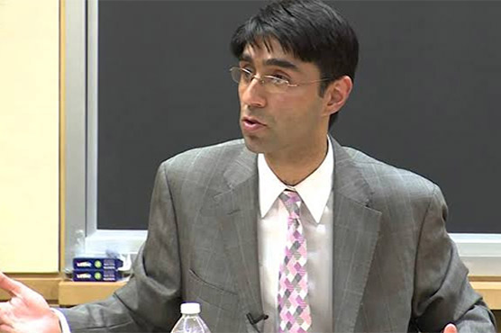 Onus on India to make conducive environment for talks: Moeed Yusuf
