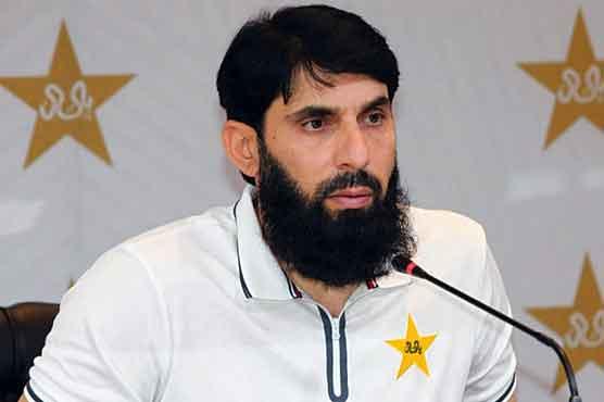 We didn't perform well as a team: Misbah-ul-Haq
