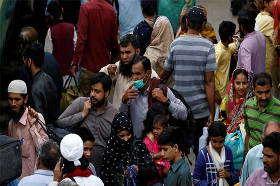 Pakistan reports 2,545 COVID-19 cases, highest since late May