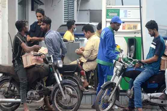 Govt increases petrol price by Rs5.40 per litre