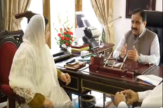 CM Punjab expresses concern over rising coronavirus cases