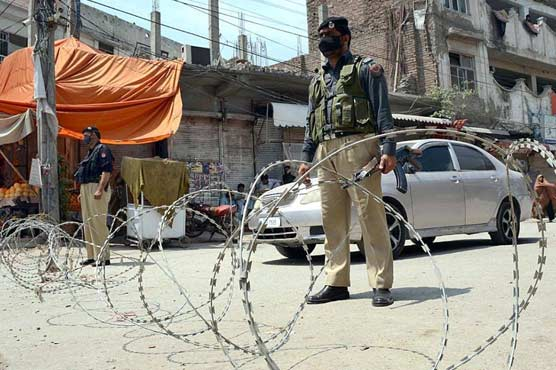 Smart lockdowns enforced as Peshawar sees uptick in Covid-19 positivity rate