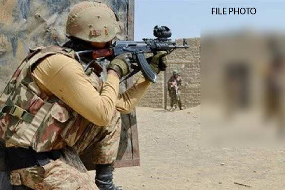 Security forces rescue five abducted labourers during operation in Kurram district