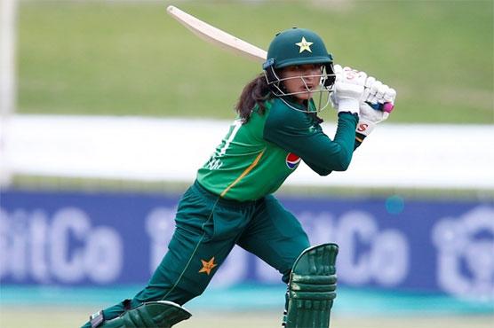 Omaima, Fatima, Nashra guide Pakistan Women to four-wicket win