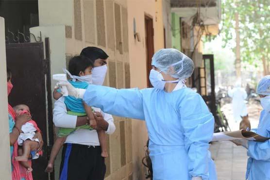 Pakistan reports 2,327 coronavirus cases, 31 deaths in 24 hours