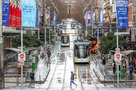 Melbourne returns to lockdown as Australia scrambles to curb outbreak