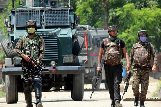Indian troops martyr two Kashmiri youth in Srinagar