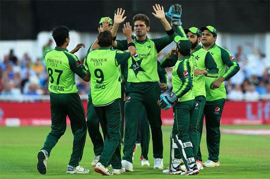 Azam leads Pakistan to T20 win over England despite Livingstone ton