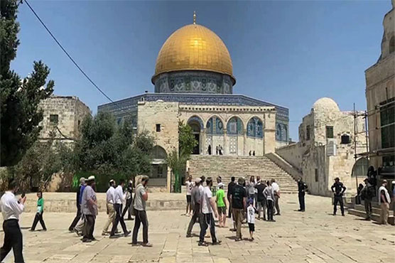 Pakistan condemns Israeli attacks on worshippers in Al-Aqsa Mosque
