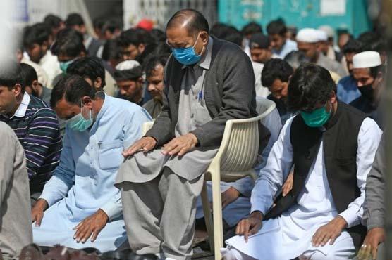 Pakistan reports 2,145 coronavirus cases, 37 deaths in 24 hours