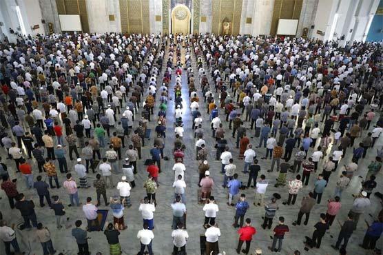 Pakistani community in China celebrate Eid-ul-Azha with religious fervor