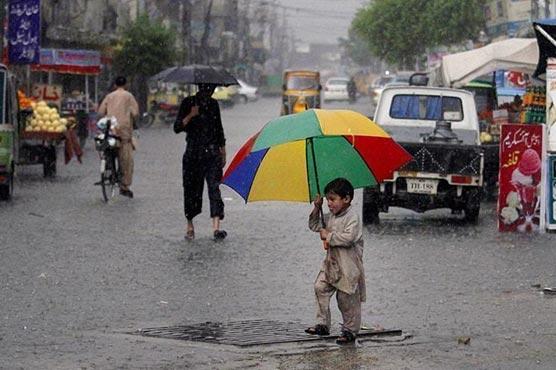 First heavy spell of monsoon begins ahead of Eidul Azha in Lahore