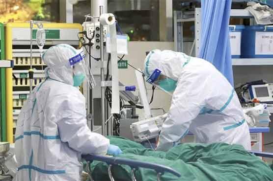 Pakistan reports 2,579 coronavirus cases, 40 deaths in 24 hours