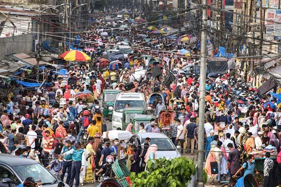 Bangladesh takes Eid break from Covid lockdown