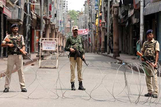 Indian govt barred Kashmiri Muslims from offering Eid prayers