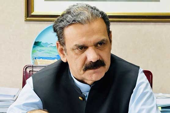 Asim Bajwa expresses solidarity with torrential rains affected people in China