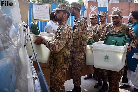 Army to deploy troops on QRF mode for peaceful AJK elections: ISPR
