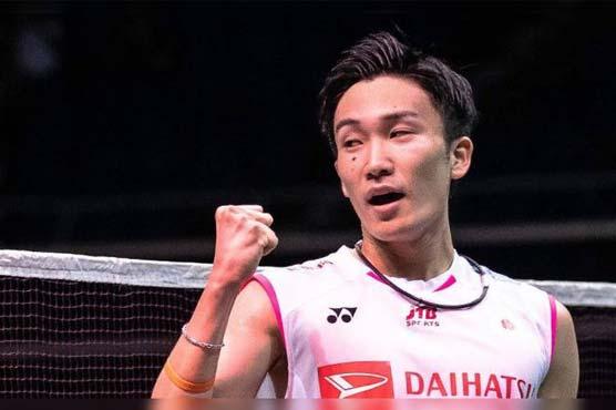 Badminton's comeback king Momota ready for Olympic debut