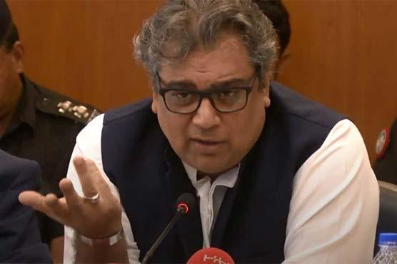 Maritime Affairs Minister Ali Zaidi tests positive for coronavirus again
