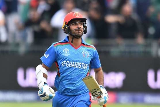 Afghanistan announce squad for ODI series against Pakistan