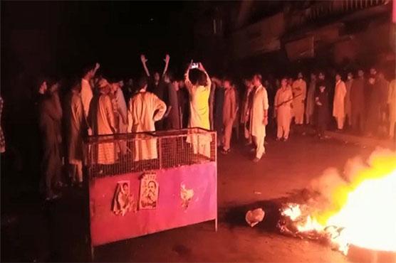 AJK polls: Three injured in PTI, PML-N workers clash in Muzaffarabad