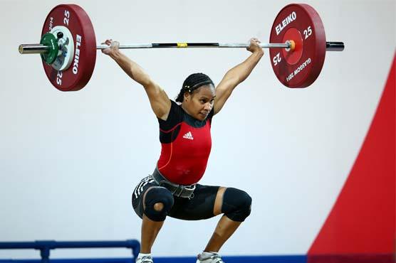 Papuan flag-bearer Dika creates Olympic weightlifting history