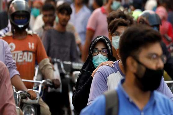 Pakistan reports 1,841 coronavirus cases, 32 deaths in 24 hours