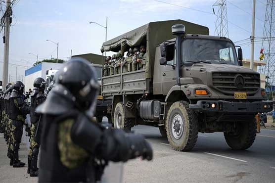لاطینی امریکا کے ملک ایکواڈور میں جیل میں ہنگامہ آرائی، 21 قیدی ہلاک