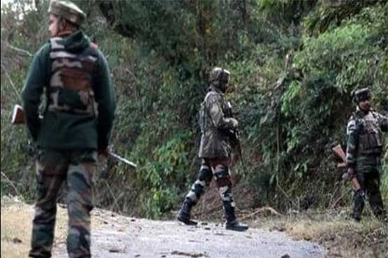 Indian troops martyr two Kashmiri youth in Bandipora