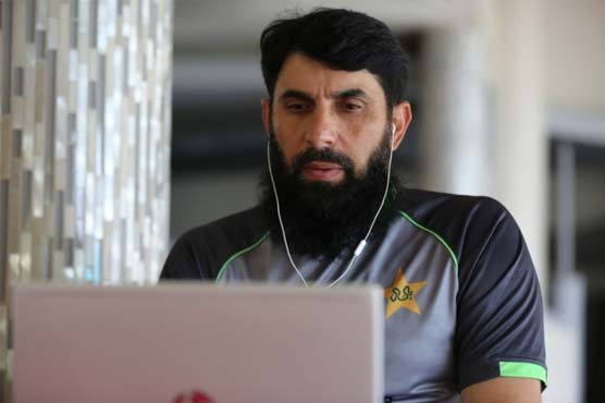 Misbahul Haq hopeful that team will perform better against West Indies