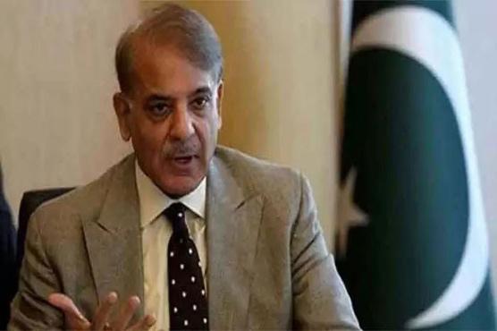 Shehbaz Sharif rejects PM Imran's Kashmir referendum statement