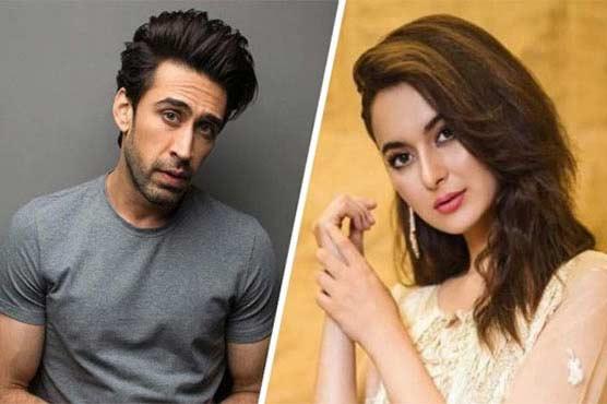 اداکارہ ہانیہ عامر نے علی رحمٰن سے شادی کی خواہش کا اظہار کردیا