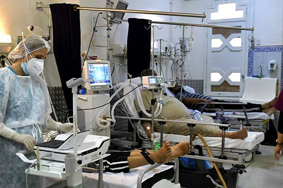 Donations seek to save Tunisia from Covid catastrophe