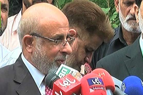 Voters enthusiastically taking part in AJK polls, turnout to cross over 55pc: AJK CEC
