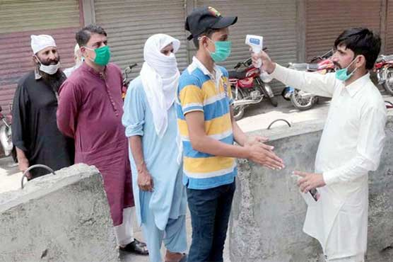 Pakistan reports 2,819 COVID-19 cases, highest in two months