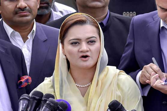 PM cannot turn his defeat into triumph through rigging in AJK polls: Marriyum