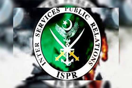 Four soldiers martyred as vehicle crashes into AJK trench: ISPR