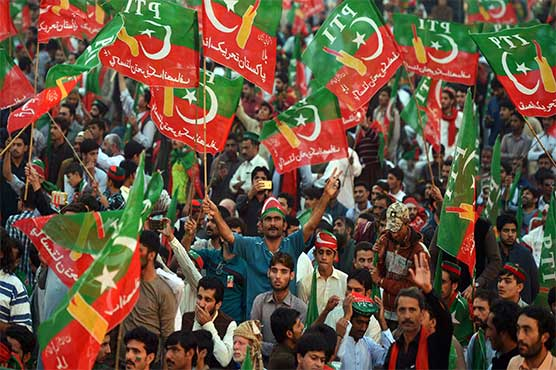 Unofficial results: PTI emerges as single largest party in AJK polls