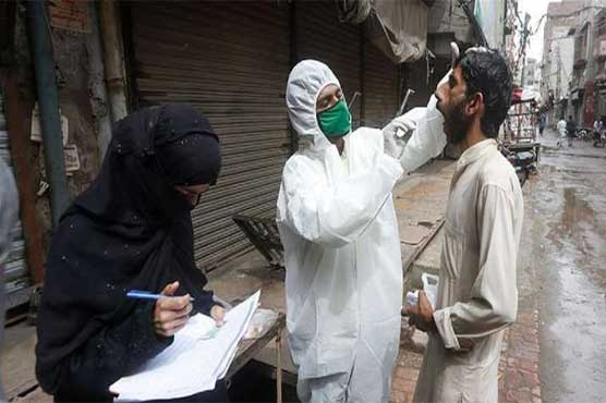 Pakistan reports 3,752 COVID-19 cases, highest since late May